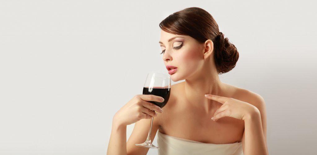 Статия за виното и красотата