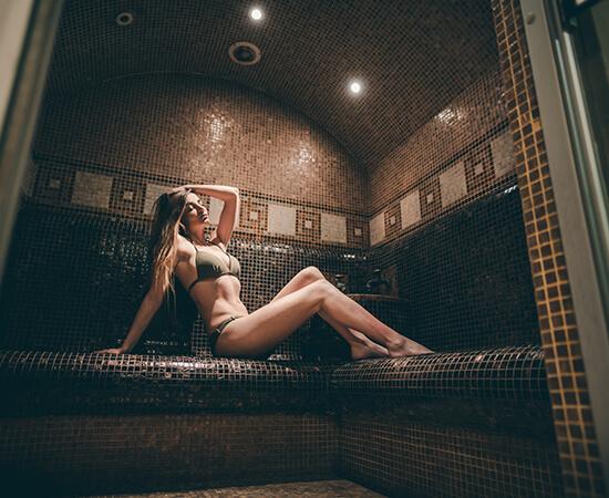 Сауна и парна баня