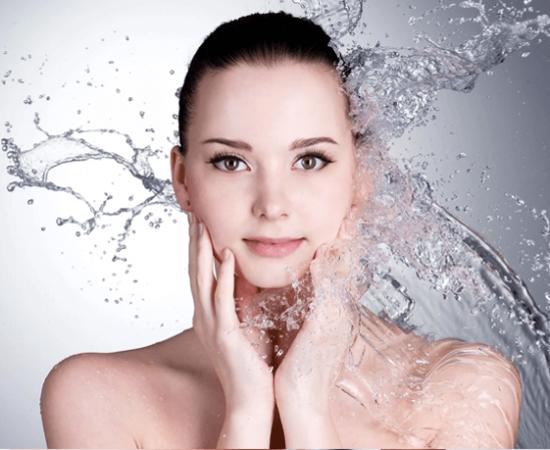 Луксозна хидратираща терапия