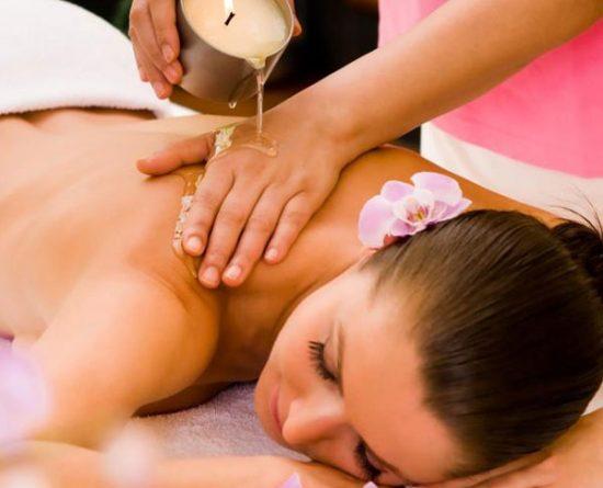 спа център Варна, Отслабващ арома масаж Пинотаж