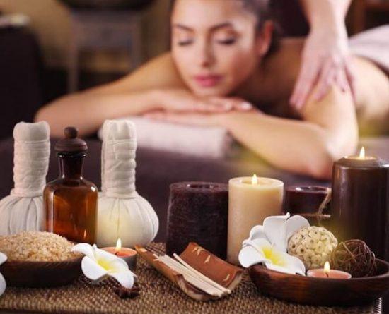 спа център Варна, Релаксиращ арома масаж Пинотаж
