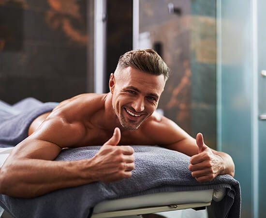 СПА ритуал за отпускане на мускулите